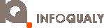 Logomarca Infoqualy Horizontal (150px)